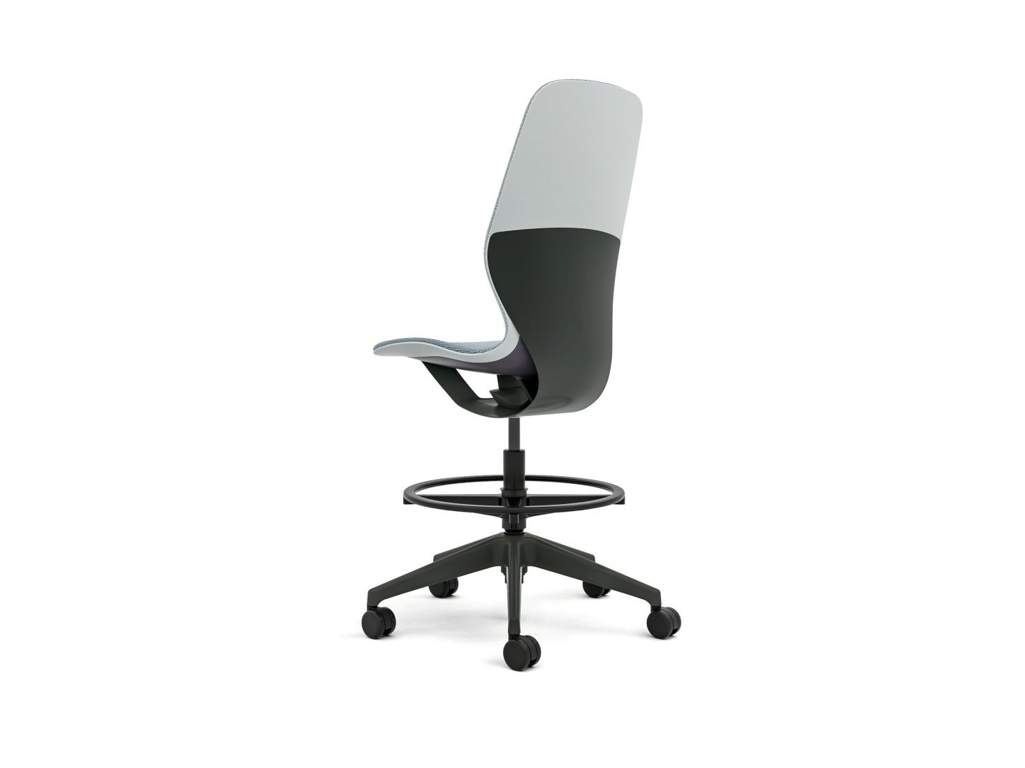 Office furniture coating