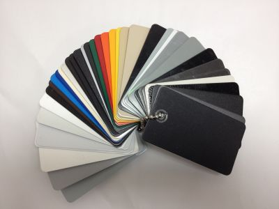 Powder Coating Color Options