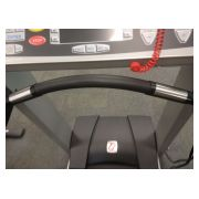 Coated Handle on Treadmill