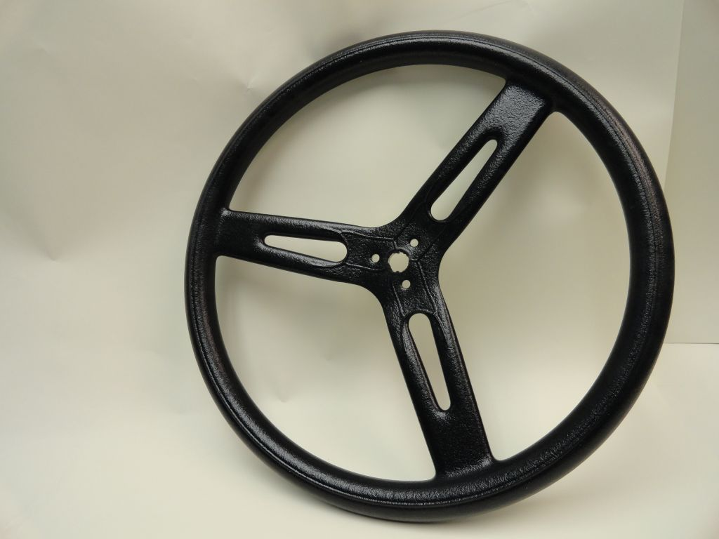 Plastisol Coated Steering Wheel